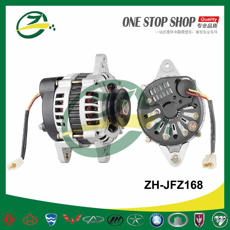HAFEI,NEW KING,QQ 1.1 Alternator ZH-JFZ168