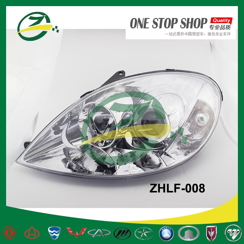 LIFAN 520 Left Head Lamp ZHLF-008 Lifan Auto Parts