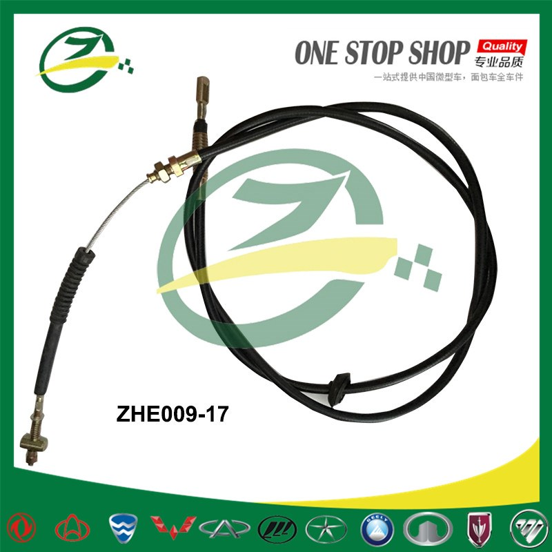 DFSK Clutch Cable ZHE009-17 DFSK Sokon Auto Parts