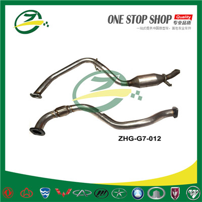 Exhaust Muffler for GEELY GX7 1016003029 ZHG-G7-012