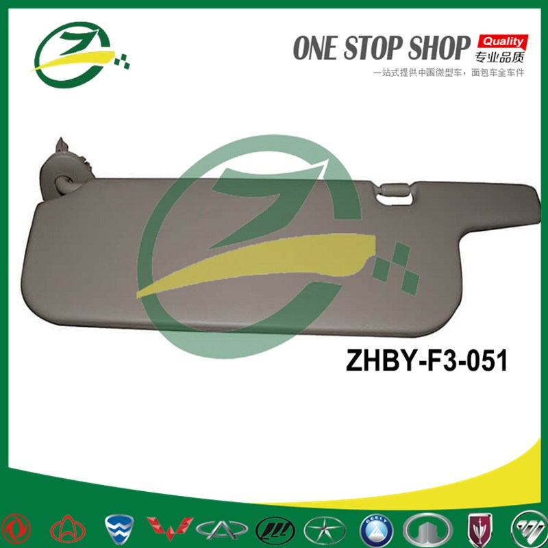 Interior Sunvisor For BYD F3 ZHBY-F3-051