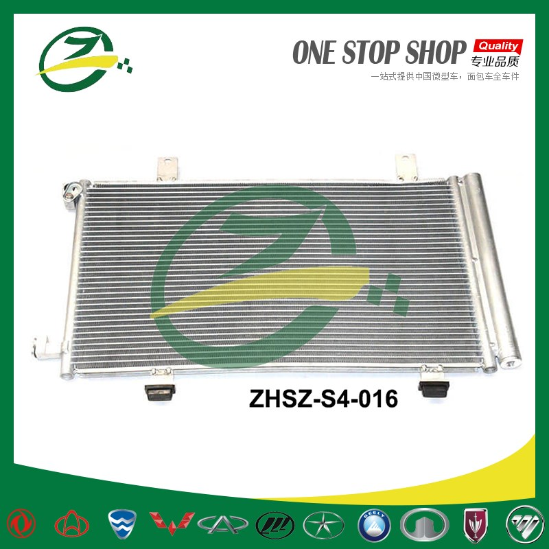 Radiator For SUZUKI SX4 ZHSZ-S4-016