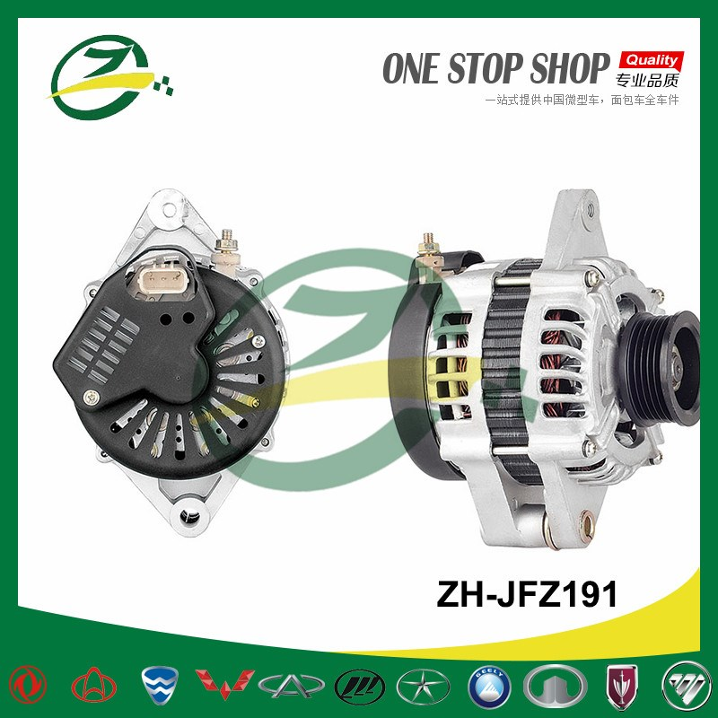 Alternator For JINBEI 4G24 2R2 Engine ZH-JFZ191