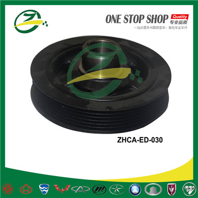 Crankshaft Belt Pulley for CHANGAN EADO ZHCA-ED-030