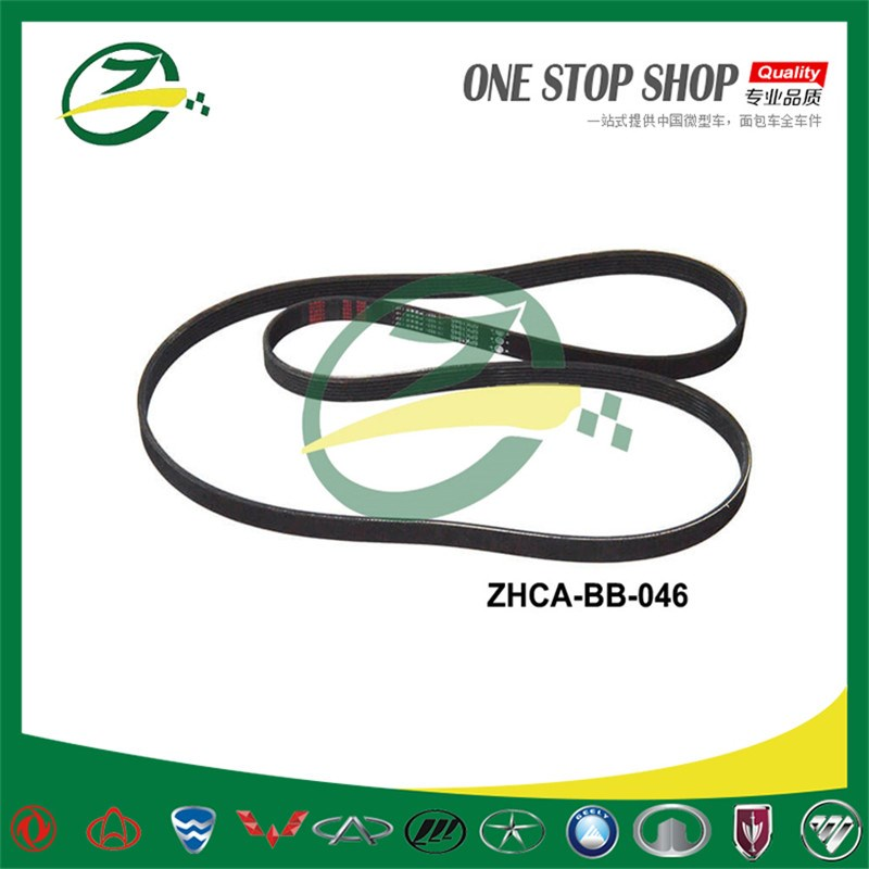 Fan Belt for CHANGAN MINI BENBEN ZHCA-BB-046
