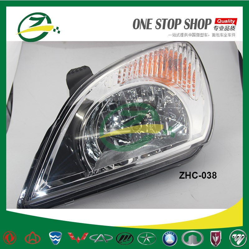 Chery Parts Left Headlight For Chery T11 T11-3772010