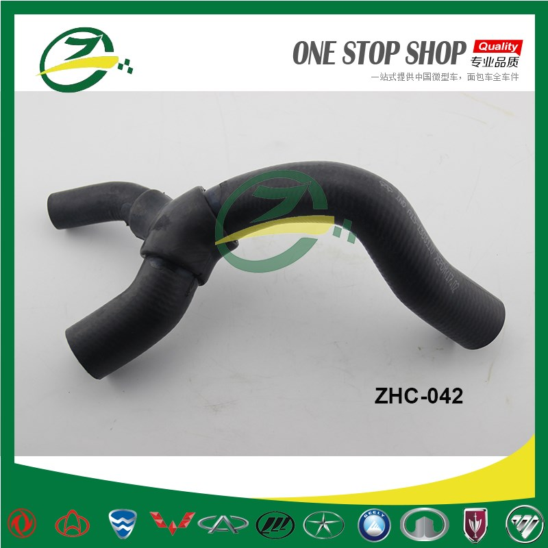 Chery Parts Radiator Rubber Intake Hose Pipe For Chery A15 A15-1303110