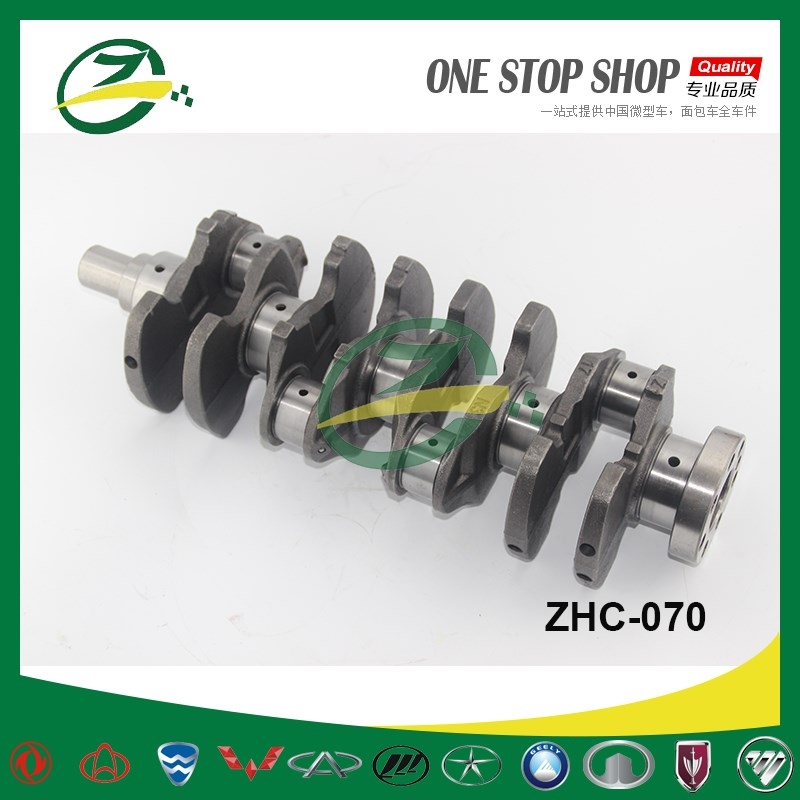 Crankshaft For Chery B11 T11 346026 SMD346026 MD187921 MD346027 ZHC-070