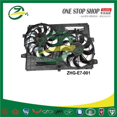 GEELY EC7 EMGRAND Air Conditioner Cooling Radiator Fan MT ZHG-E7-001