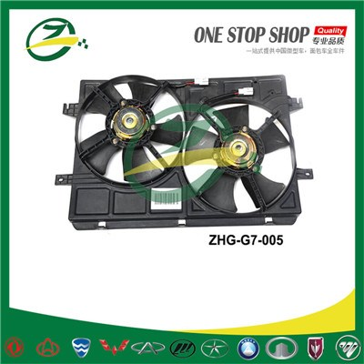 Cooling Radiator Fan for GEELY GX7 1016003046 ZHG-G7-005