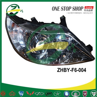 Car Head lamp  For BYD F6 ZHBY-F6-004