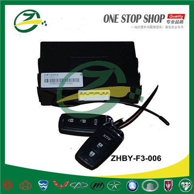 Car Antitheft Remote Controller For BYD F3 ZHBY-F3-006