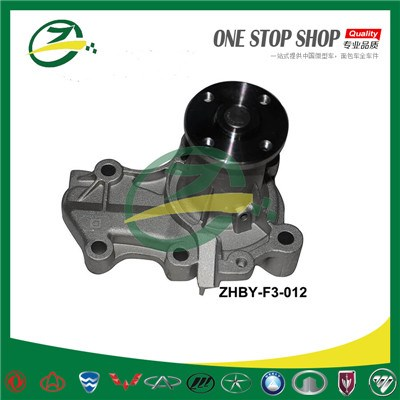Car Water Pump For BYD F3 ZHBY-F3-012 Engine Parts
