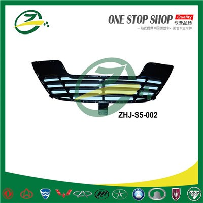 Bumper Grille for JAC S5 ZHJ-S5-002