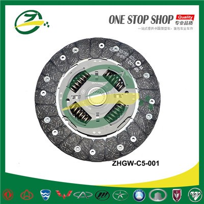 Clutch Disc For GreatWall VOLEEX C50 ZHGW-C5-001