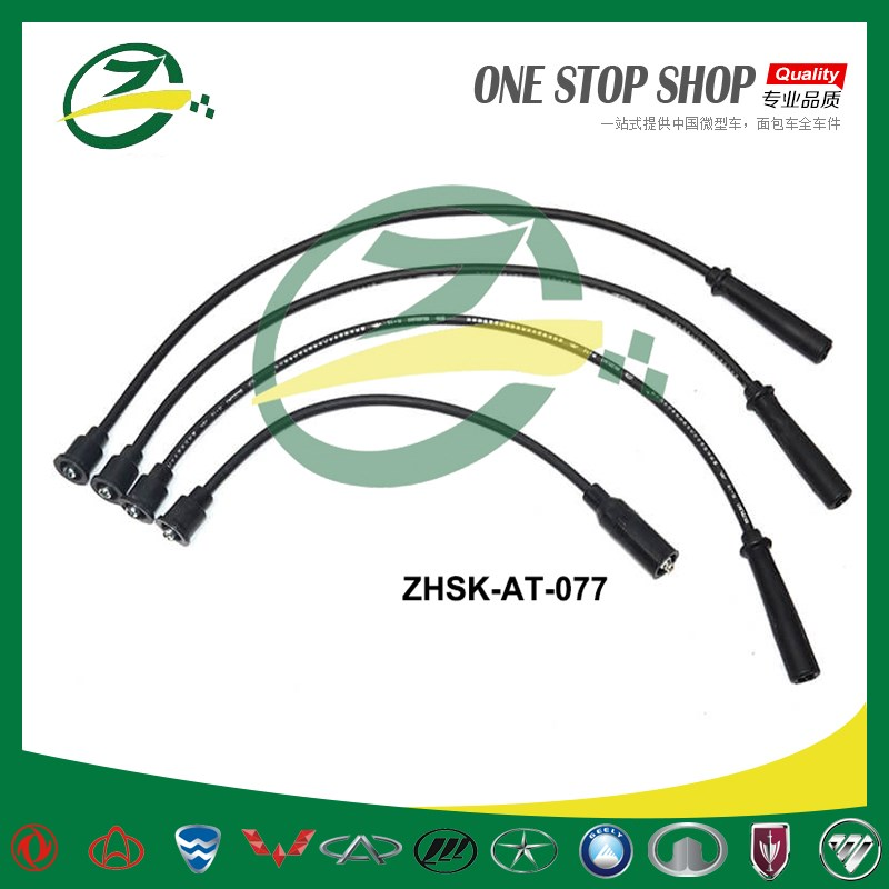 Engine Gasket Ignition Cable Spark Plug Wire For Suzuki Alto Maruti ZHSK-AT-077