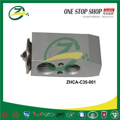 AC Expansion Valve for CHANGAN CS35 ZHCA-C35-001