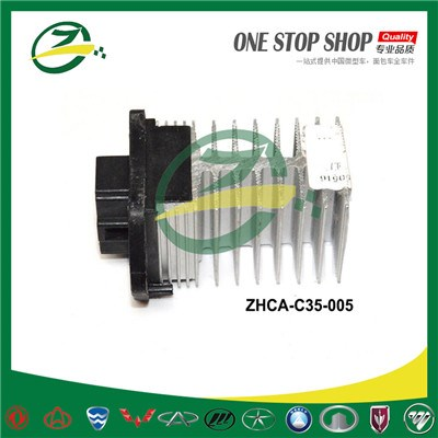 Blower Electric Resistance for CHANGAN CS35 ZHCA-C35-005