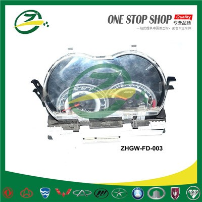 Dashboard For GreatWall Florid ZHGW-FD-003
