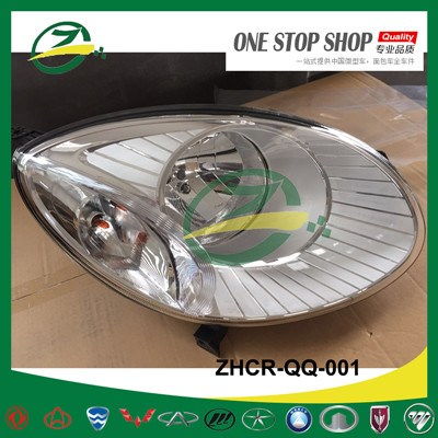 Headlight For Chery New QQ Chery QQ6 ZHCR-QQ-001